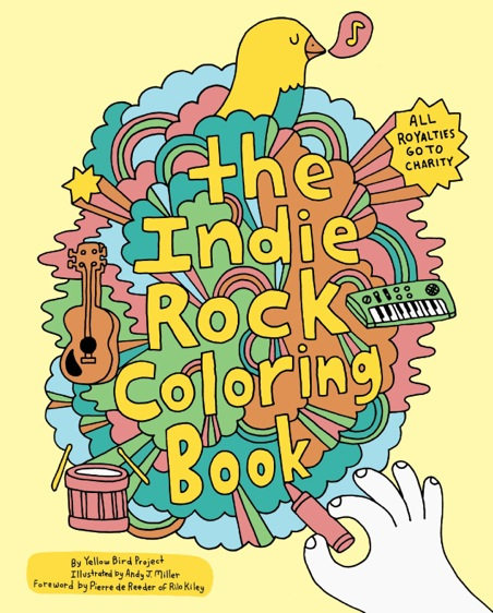 The Indie Coloring Book